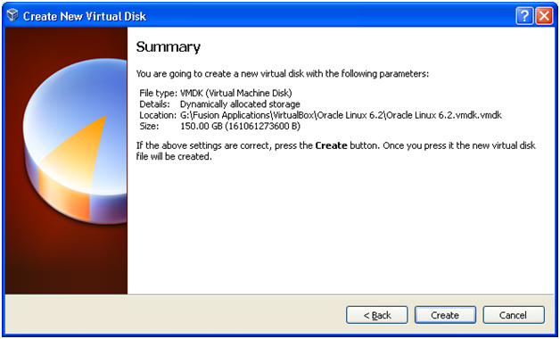 Creating Oracle VirtualBox Virtual Machine with Oracle Linux