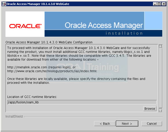 Integrate Oracle Identity Manager (OIM) and Oracle Access Manager