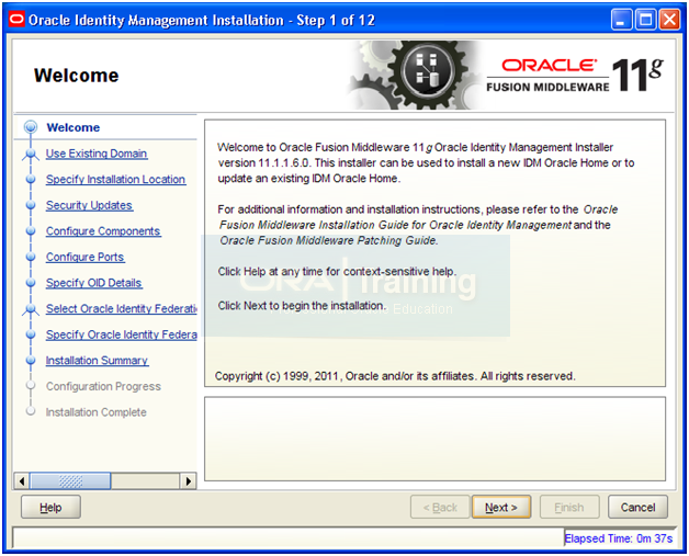 Configure Oracle Identity and Access Management components | Ora