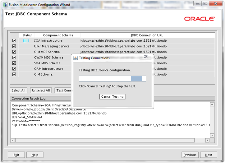 Oracle Fusion Applications Installation: Configure Oracle Identity